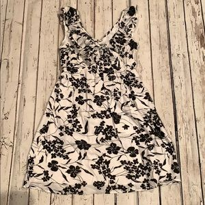 Necessary Objects floral dress XS
